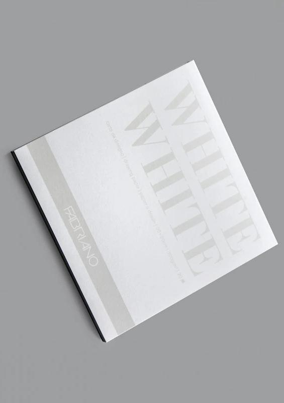 Fabriano White White 700g - Liberties Papers