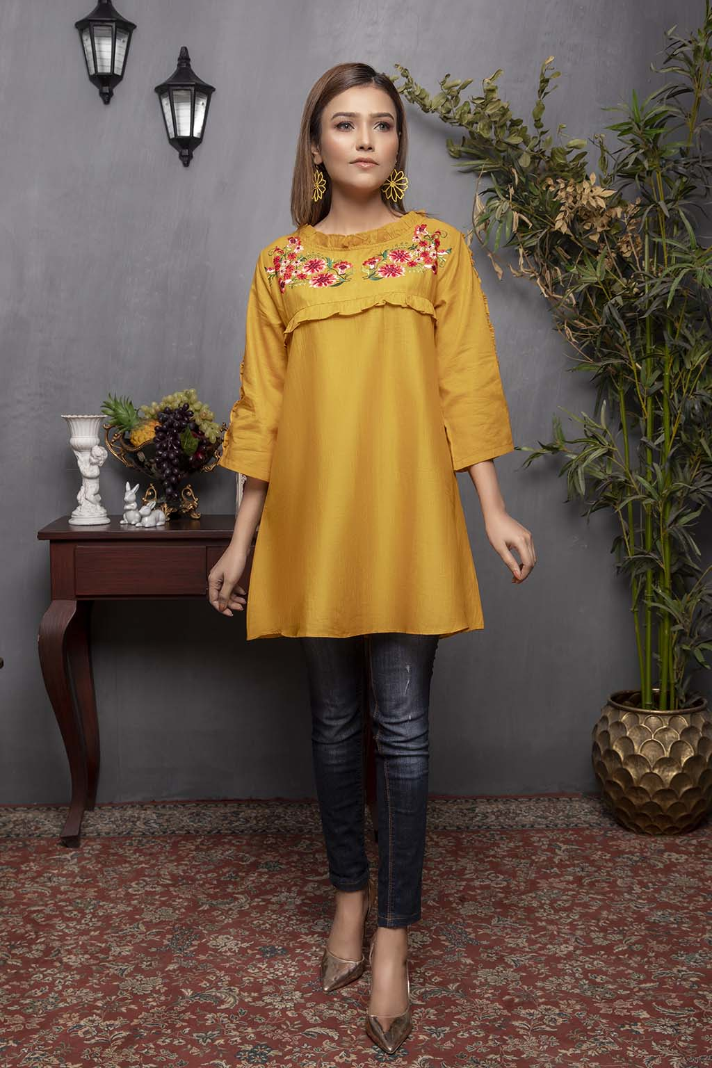 Turmeric Top (2-5 weeks delivery)