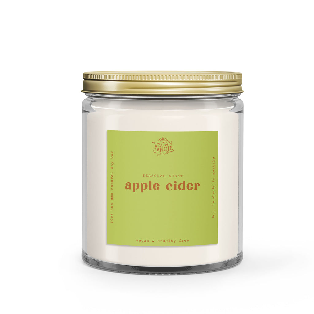 Apple Cider Candle 9oz.