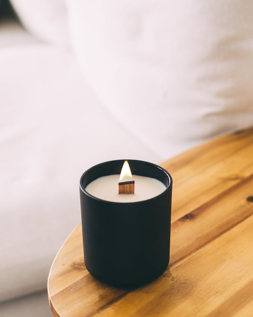 Vegan Candle Co. Matte Black Verite Collection