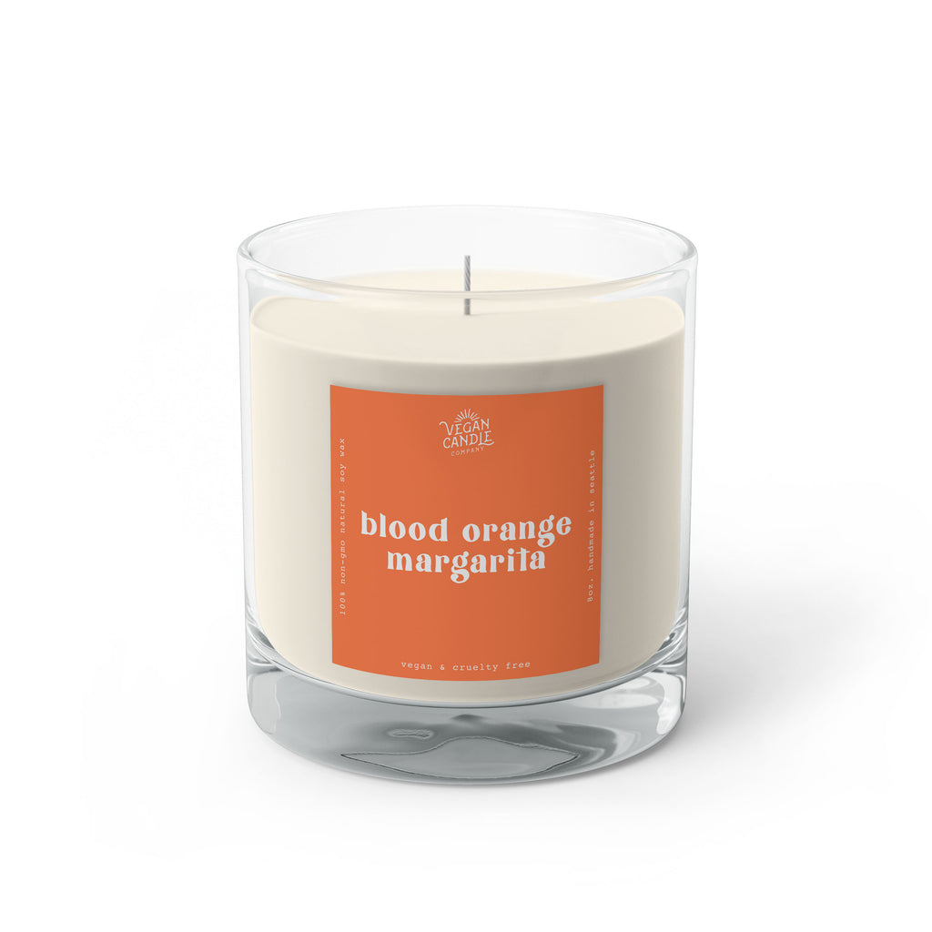 Blood Orange Margarita Thirsty Candle 8oz.