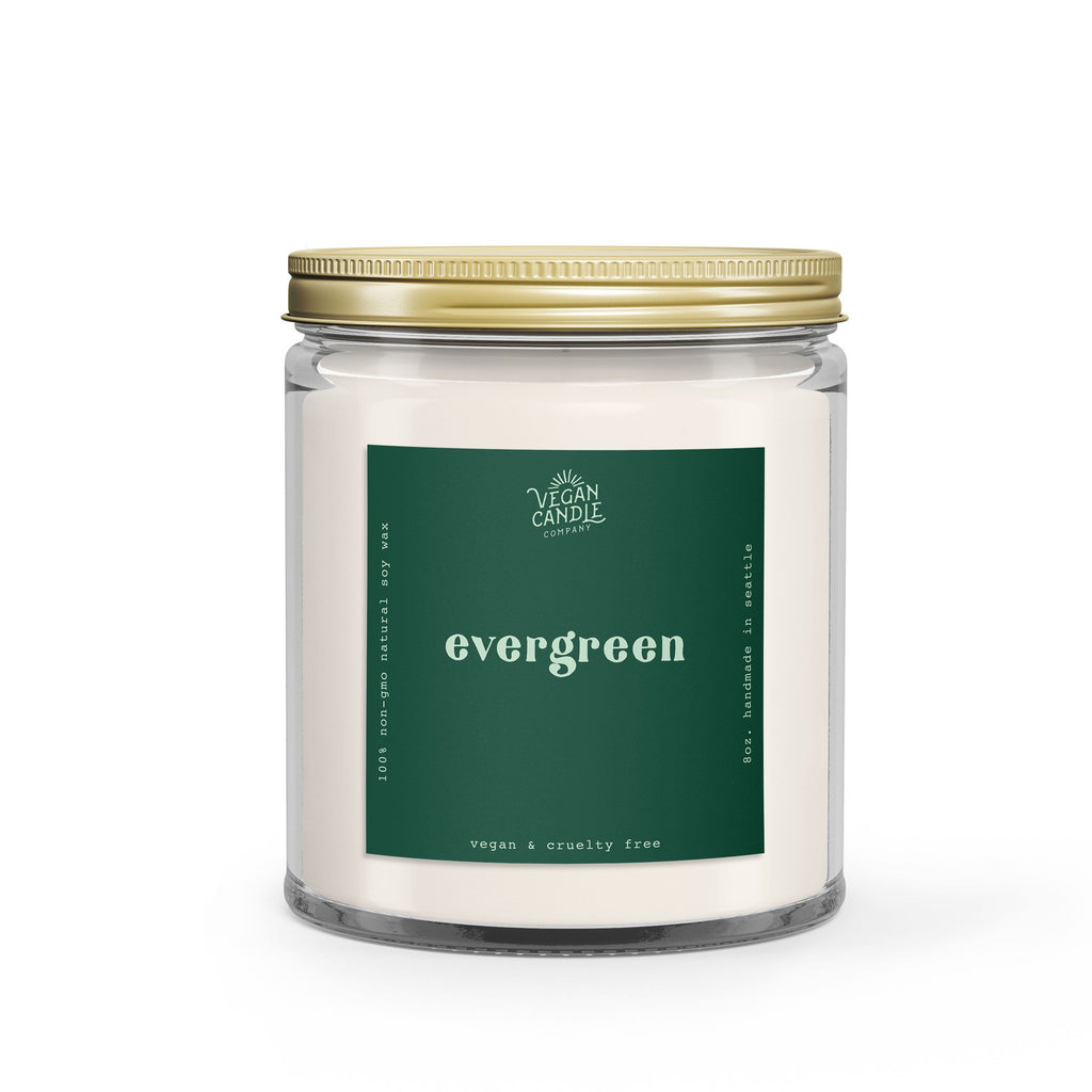 Evergreen Candle 9oz.