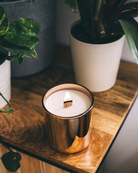 Vegan Candle Co. Copper Verite Collection