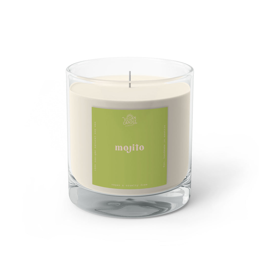 Mojito Thirsty Candle 8oz.