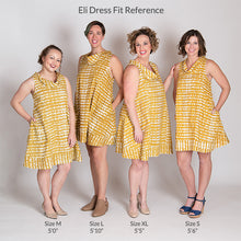 Load image into Gallery viewer, Eli Dress Mustard