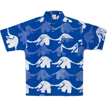 Load image into Gallery viewer, Button Down Elephant Shirt