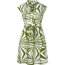 Load image into Gallery viewer, Retro Dress Green