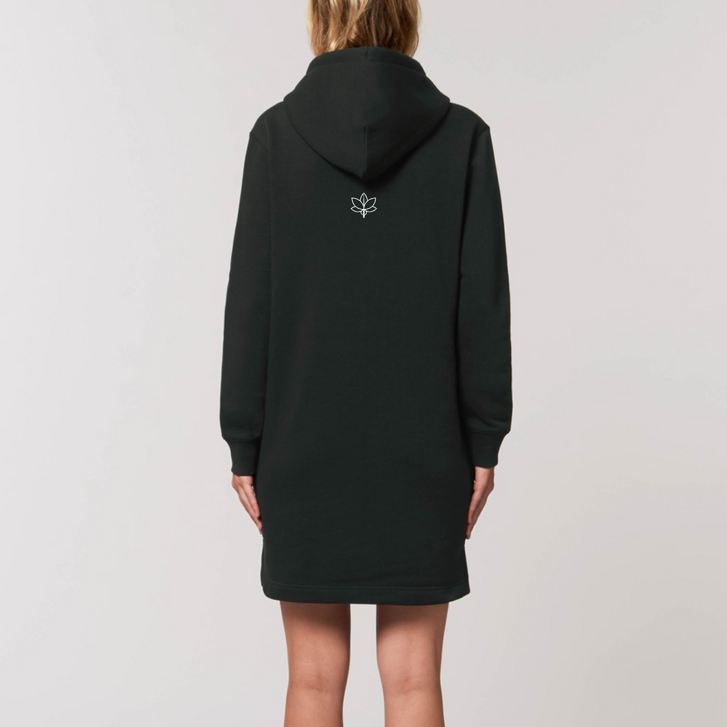 Hoodies Dress Black