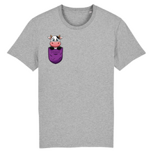 Load image into Gallery viewer, Vegan Unisex Tee (all colors)
