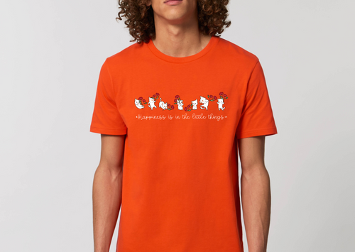 Happiness Unisex Tee (all colors)