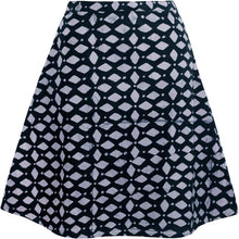 Load image into Gallery viewer, Volta Skirt Black