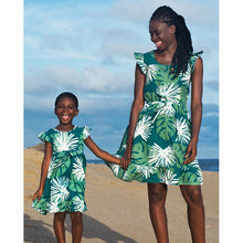 Load image into Gallery viewer, Yara Dress Green