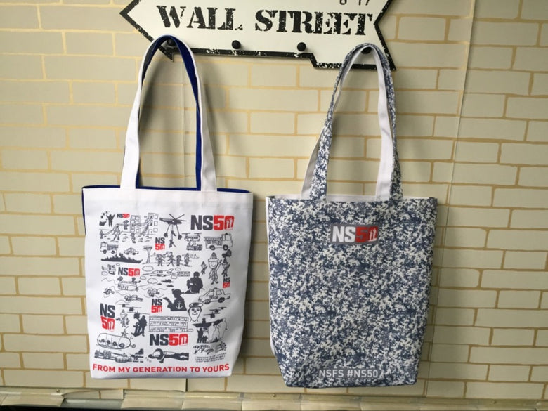 custom tote bag printing for personal gift or corporate gift