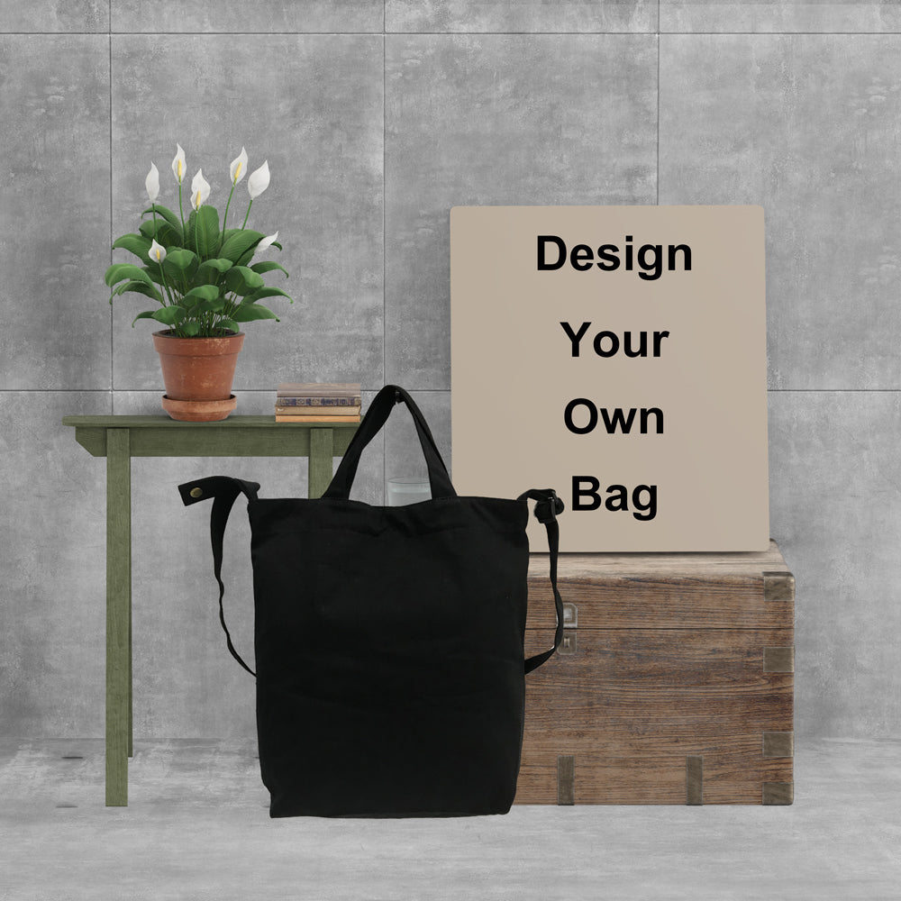 4 Ways to Build Brand Awareness with a Custom Tote Bag