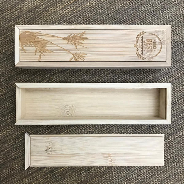 Custom Bamboo Box Package 02