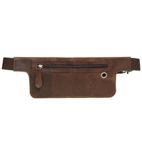 Custom Genuine Leather waist Pouch 02