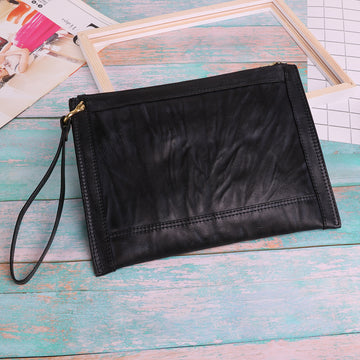 Custom Genuine Leather Pouch 06