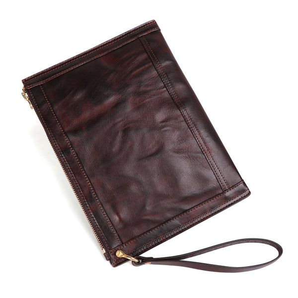 Custom Genuine Leather Pouch 07