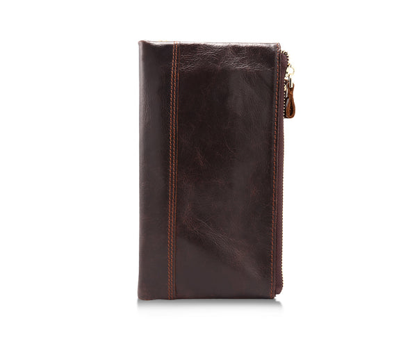 Custom Genuine Leather Pouch 05