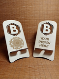 Customized Mobile Holder (Letter B)