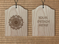 Custom Bag Tag 24