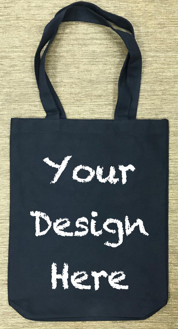 Custom Tote Bag 205 (36x40x8cm)