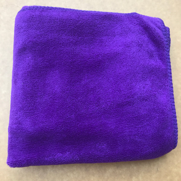 custom face towel
