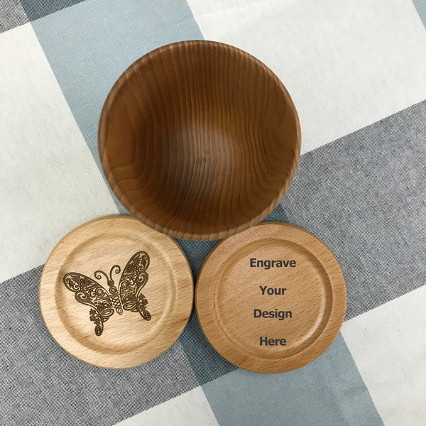 Custom Wood Coaster Printing 12