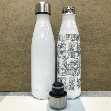 Custom thermal flask 11