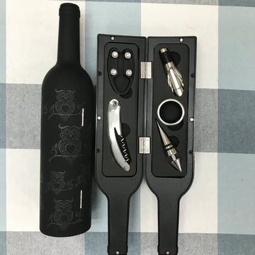 Custom wine opener set