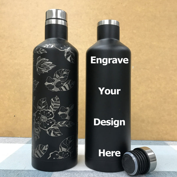 Custom Wine Bottle