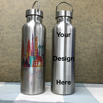 Custom thermos flask 162