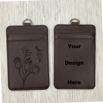 Custom Card Holder Printing 24