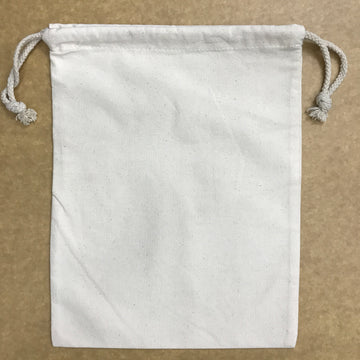 Wholesale canvas drawstring bag 52 (28x35cm)