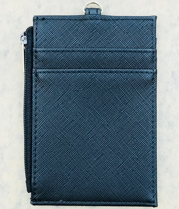 Custom PU leather card holder 03