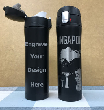 Custom thermos flask 19