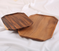 Custom solid wooden tray 11