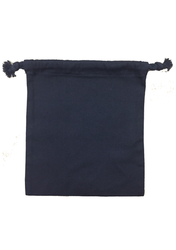 Wholesale Canvas drawstring bag 101 (24x28cm)