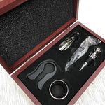 Custom wine opener set 02