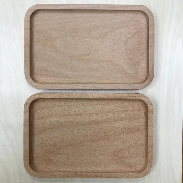 Custom solid wooden tray 08