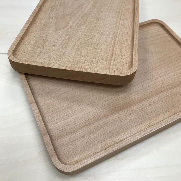 Custom solid wooden tray 09