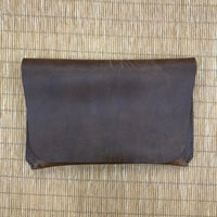 Custom Genuine Leather Passport Holder 05