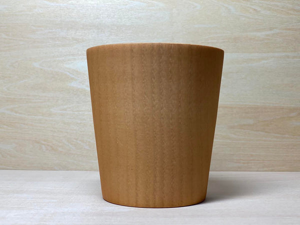Wood cup 02