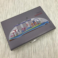 Custom Stainless Steel Card Holder 17