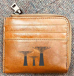 Custom Genuine Leather Card holder 11
