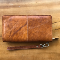 Custom Genuine Leather Pouch 01