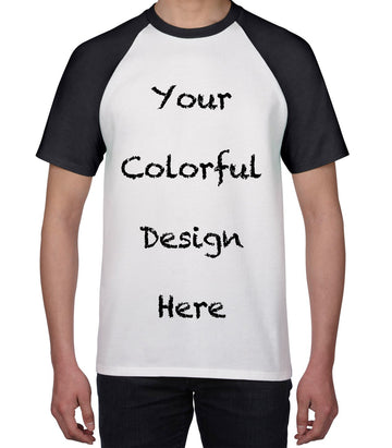 CUSTOM T SHIRT PRINTING 02 FOR ADULT