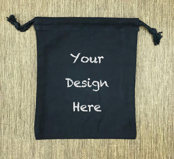 Custom Drawstring Bag 101