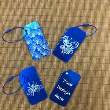 Custom Luggage Tag 25 (2pcs per set)