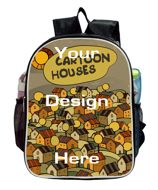 Custom School Backpack M size